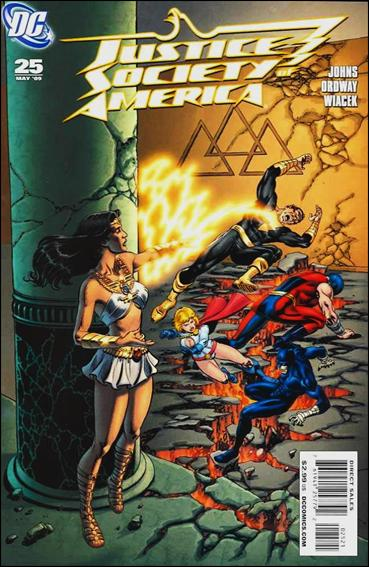 Justice Society of America (2007) 25-B by DC