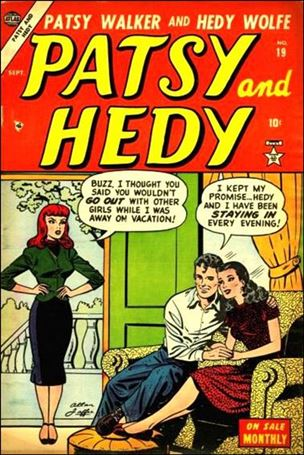 Patsy and Hedy 19-A