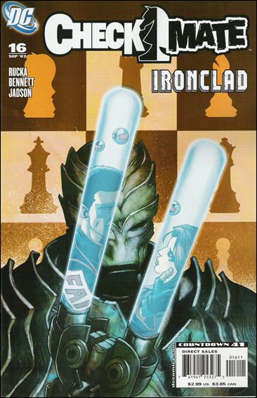 Checkmate (2006) 16-A by DC