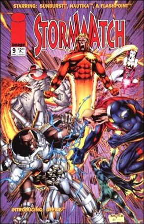 StormWatch (1993) 9-A