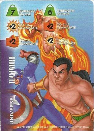 Marvel Overpower Powersurge (Base Set)nn192-A
