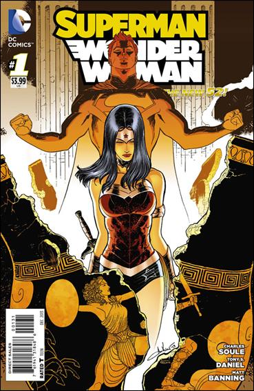 Superman/Wonder Woman 1-E by DC