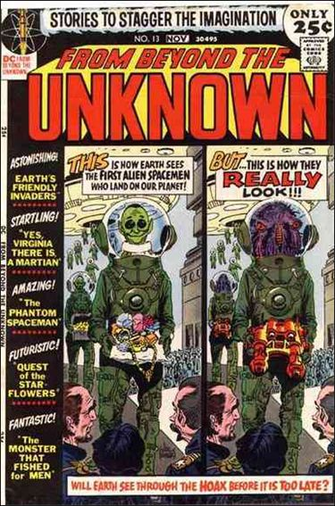 From Beyond the Unknown 13-A by DC
