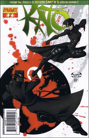 Kato 2-A by Dynamite Entertainment