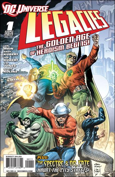 DCU: Legacies 1-A by DC