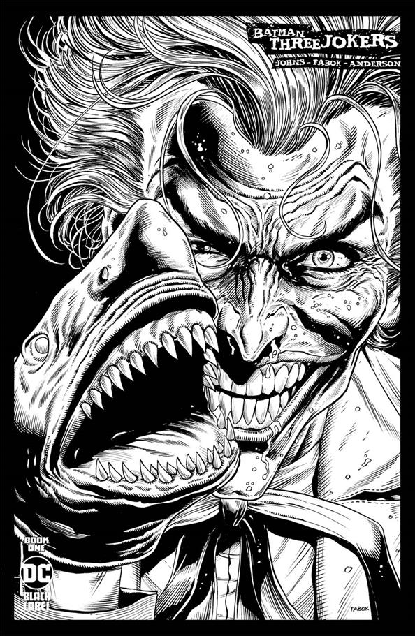 Batman: Three Jokers 1-I by DC Black Label