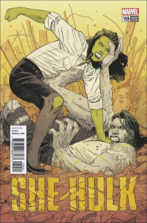 She-Hulk (2018) 159-E by Marvel