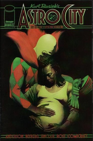 Kurt Busiek's Astro City (1996) 12-A by Homage Comics