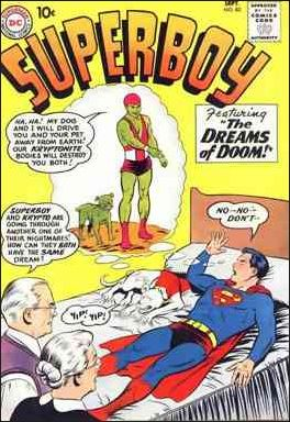 Superboy (1949) 83-A by DC