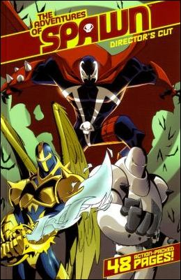 Adventures of Spawn 1-A by Image