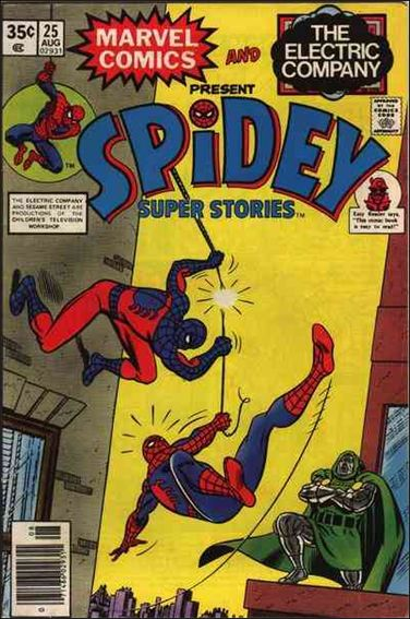 Spidey Super Stories 25-A by Marvel