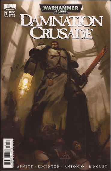 Warhammer 40,000: Damnation Crusade 1-A by Boom! Studios