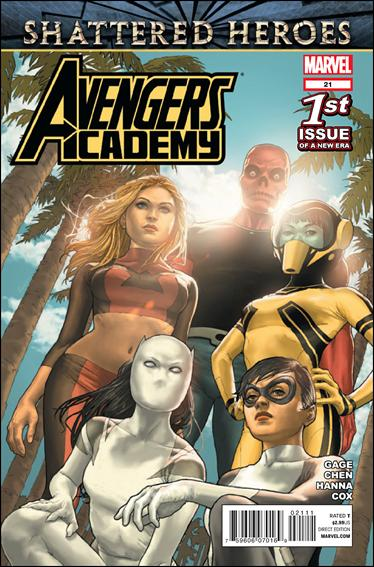 Avengers Academy 21-A by Marvel