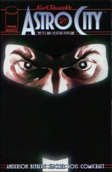 Kurt Busiek's Astro City (1996) 5-A by Homage Comics