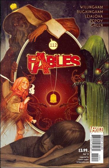 Fables 112-A by Vertigo