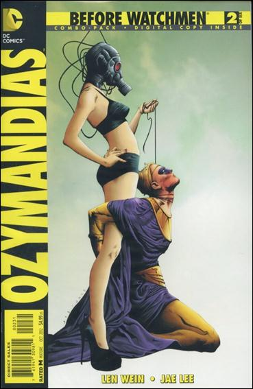 Before Watchmen: Ozymandias 2-C by DC