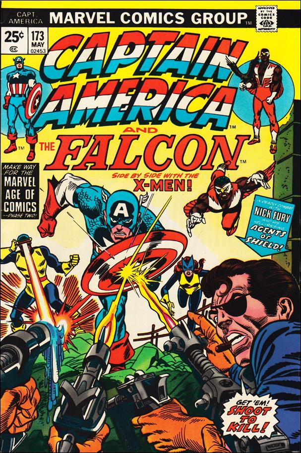 Captain America (1968) 173-A by Marvel