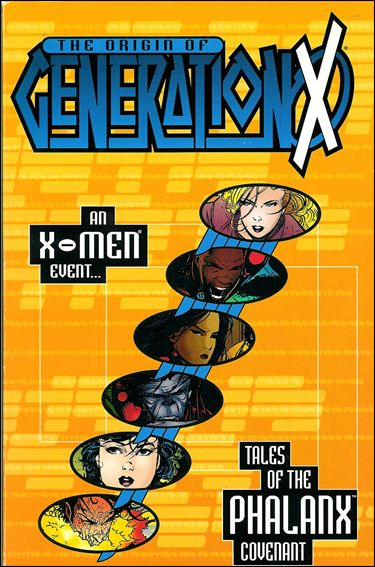 X-Men: The Origin of Generation X 1-A by Marvel