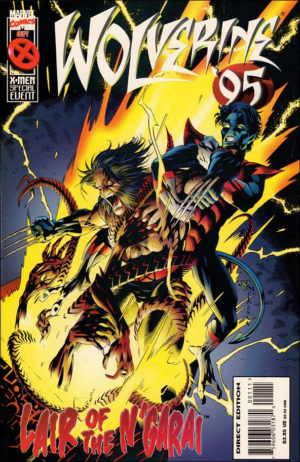 Wolverine Annual 1995-A by Marvel