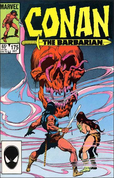 Conan the Barbarian (1970) 175-A by Marvel