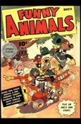 Fawcett's Funny Animals 16-A