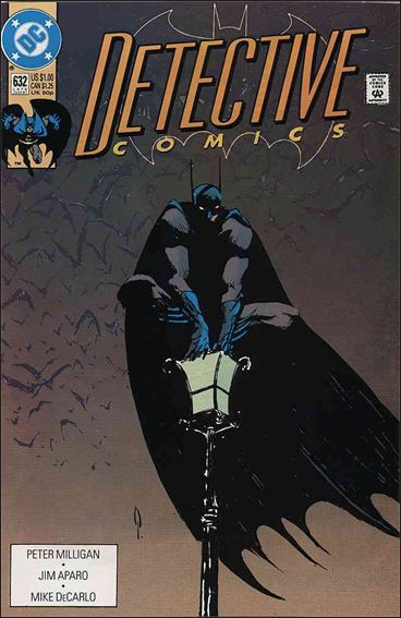 Detective Comics (1937) 632-A by DC