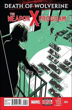 Death of Wolverine: The Weapon X Program 4-A