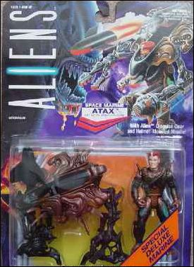 Aliens Deluxe Action Figures A.T.A.X. by Kenner