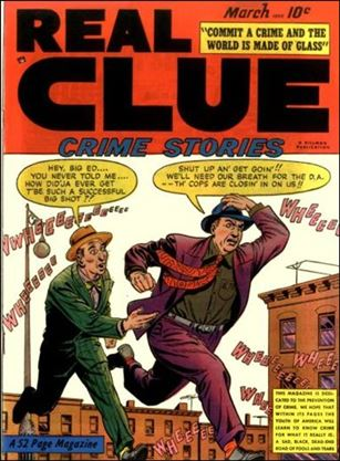 Real Clue Crime Stories (1950) 1-A