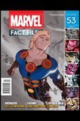 Marvel Fact Files 53-A