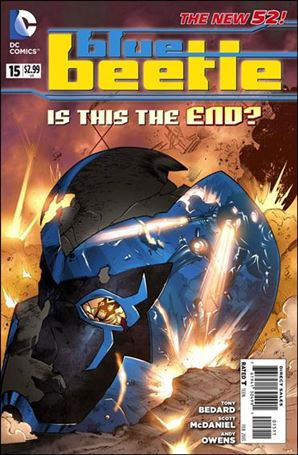 Blue Beetle (2011) 15-A