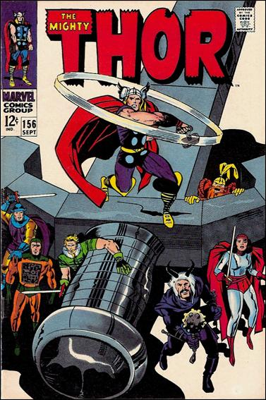 Thor (1966) 156-A by Marvel