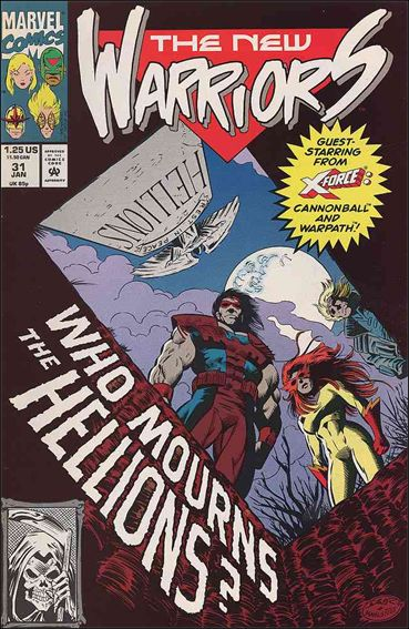 New Warriors (1990) 31-A by Marvel