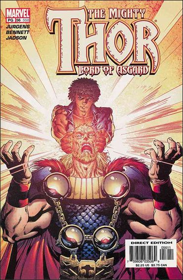 Thor (1998) 56-A by Marvel