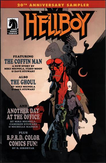Hellboy 20th Anniversary Sampler nn-A by Dark Horse