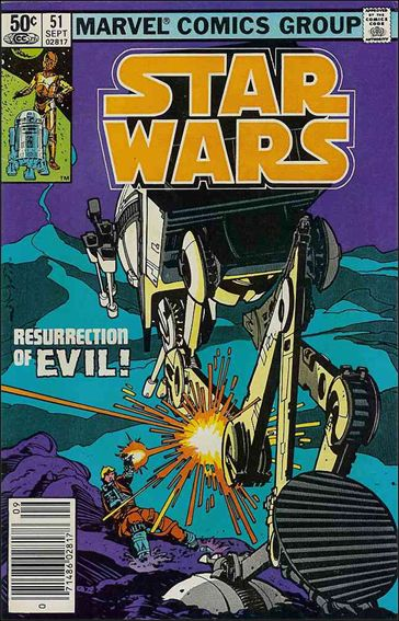 Star Wars (1977) 51-A by Marvel