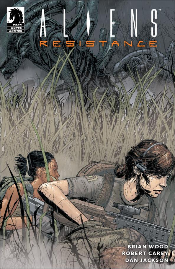 Aliens: Resistance 3-A by Dark Horse