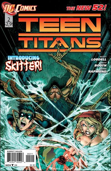 Teen Titans (2011) 2-A by DC