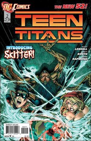 Teen Titans (2011) 2-A