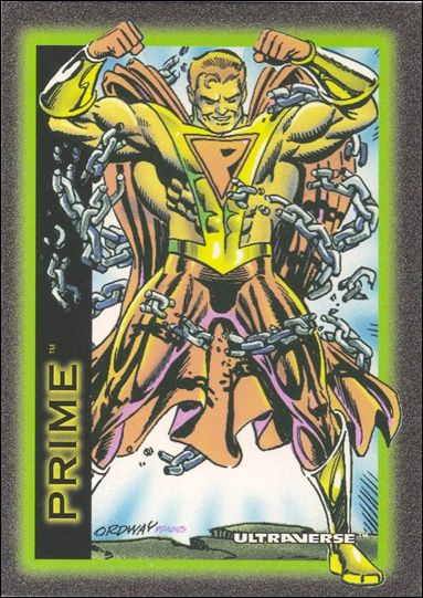 Ultraverse: Series 1 (Base Set) 75-A by SkyBox