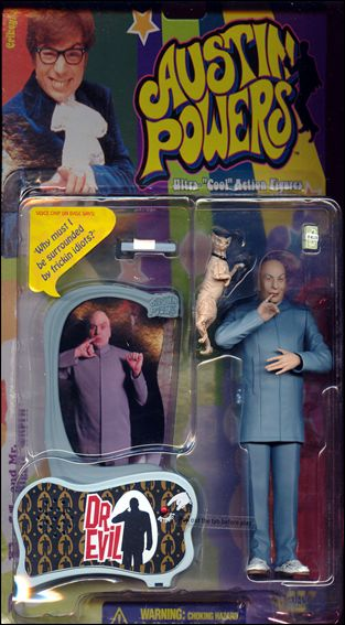 Austin Powers (Series 1) Doctor Evil by McFarlane Toys