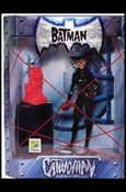 Batman (Exclusives) Catwoman (Fuzzy Pink Idol) 2005 SDCC Exclusive