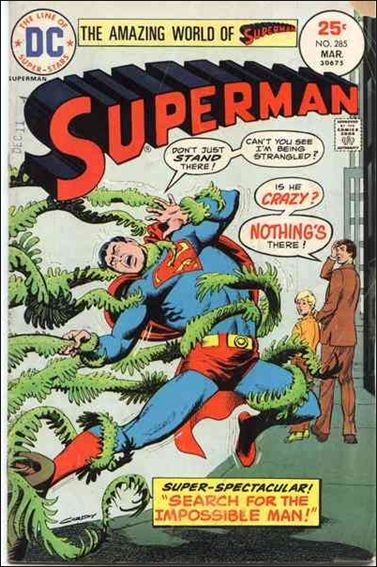 Superman (1939) 285-A by DC