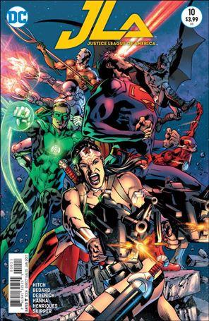 Justice League of America (2015) 10-A