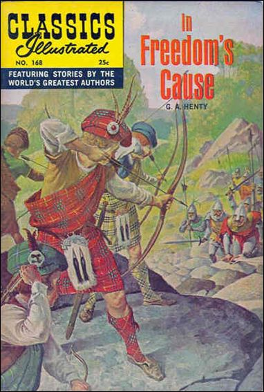 Classic Comics/Classics Illustrated 168-A by Gilberton