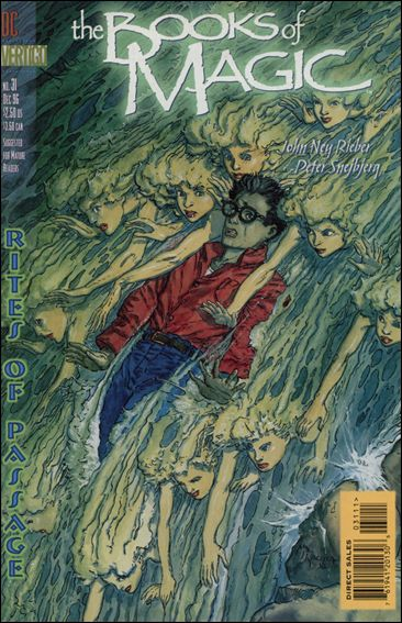 Books of Magic (1994) 31-A by Vertigo