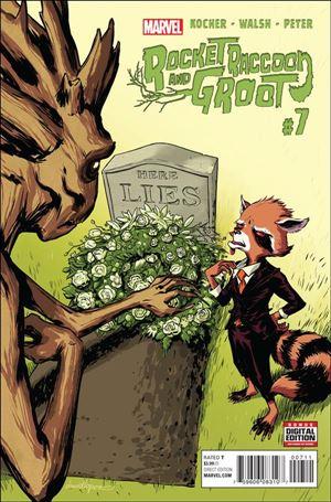 Rocket Raccoon & Groot 7-A
