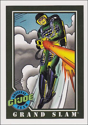 G.I. Joe (Base Set) 50-A by Impel