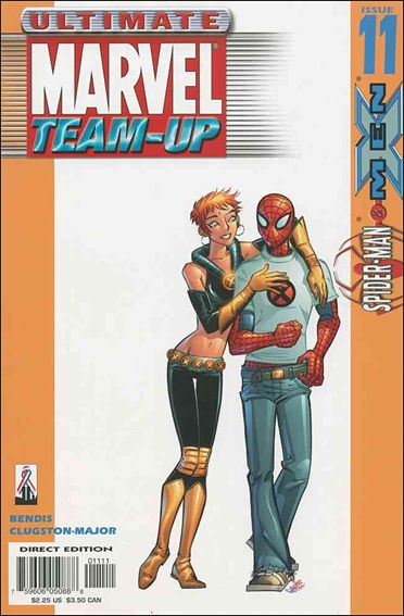 Ultimate Marvel Team-Up 11-A by Marvel