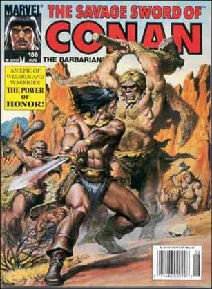 Savage Sword of Conan (1974) 188-A